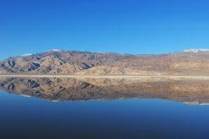 Owens Lake. Photo courtesy Commission staff member, Drew Simpkin