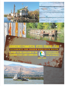 Abandoned Commercial Vessel Removal Plan Thumbnail