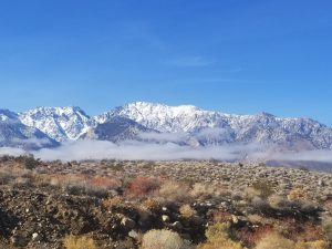 Lands returned to the Lone Pine Paiute-Shoshone Reservation.