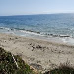 Summerland Beach after well remediation