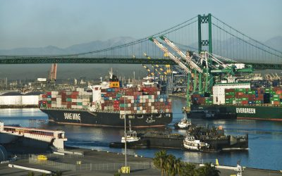 State Lands Commission Lauds COVID-19 Relief Funds for California Ports